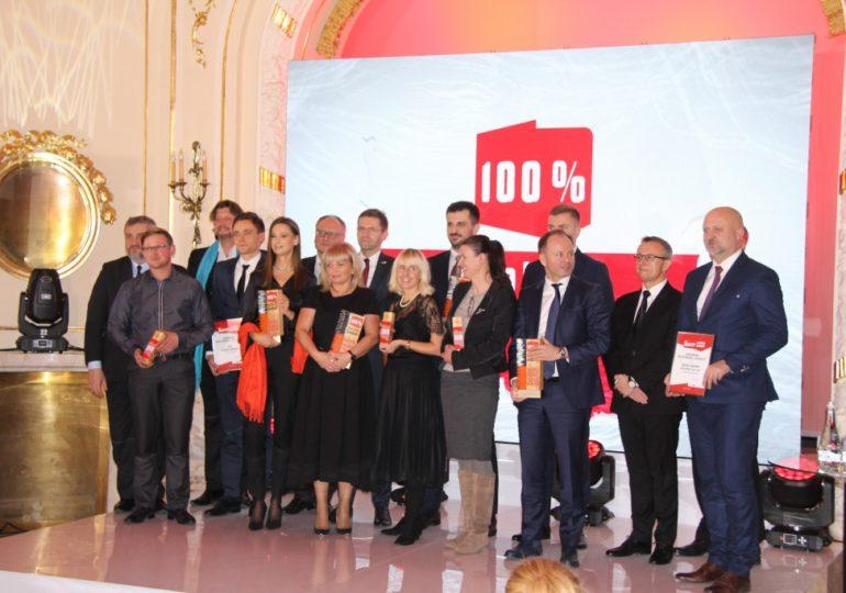 """Nagrody """"100% Polski Produkt"""" rozdane"""