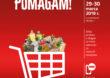 XVI Zbiórka Żywności Caritas TAK, POMAGAM!
