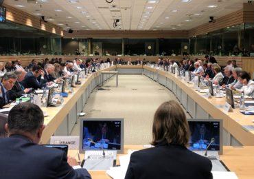 Posiedzenie ministrów rolnictwa UE w ramach Rady AGRIFISH