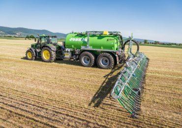 John Deere z nagrodą za przełom w technice uprawy gleby