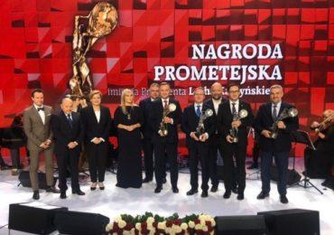 Nagroda Prometejska 2019