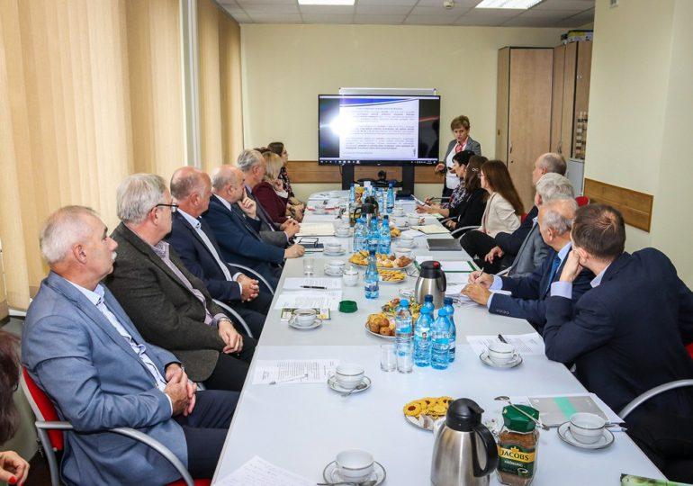 Posiedzenie Rady Konsultacyjnej PIORiN