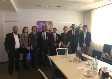 Wizyta przedstawicieli Al Dahra Holding LLC w Polsce