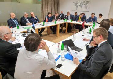 Rozmowy ministrów rolnictwa