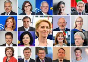 Nowa Komisja Europejska