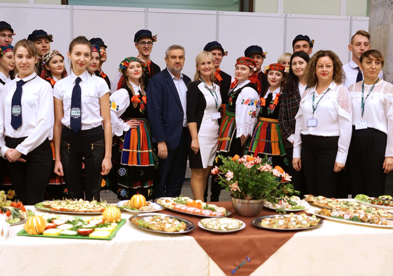 Targi Mleko-Expo w Warszawie
