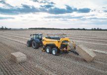 New Holland inwestuje w poszerzenie swojej oferty maszyn do zbioru