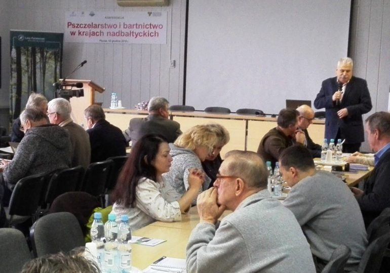 Międzynarodowa konferencja pszczelarska w Płońsku