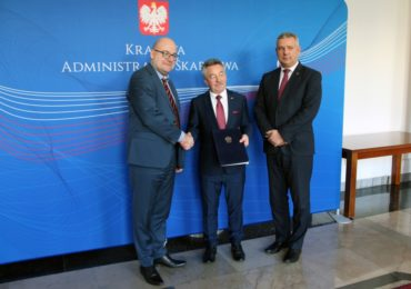 Porozumienie KOWR z Krajową Administracją Skarbową