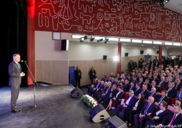 Prezydent zainaugurował III cykl konferencji poświęconych rozwojowi polskiej wsi