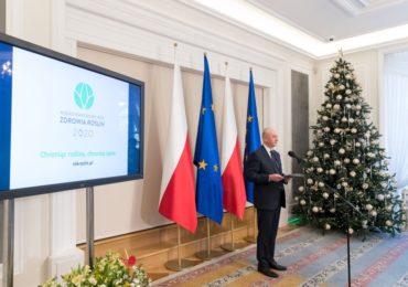 Uroczysta inauguracja obchodów Międzynarodowego Roku Zdrowia Roślin w Polsce