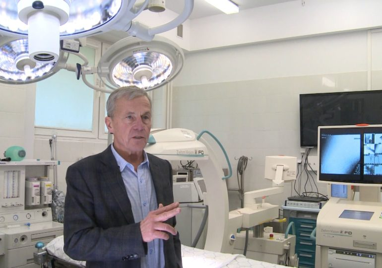 Światowej sławy ekspert w Centrum Medycyny Regeneracyjnej SGGW