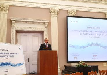 Zagospodarowanie wody – konferencja w Puławach