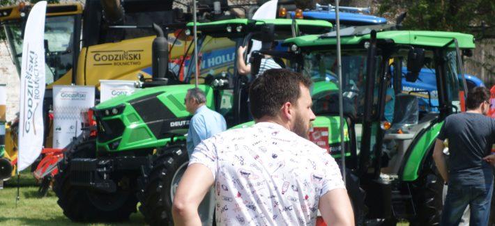 Pandemia nie zatrzymała sprzedaży ciągników rolniczych