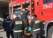 Pomogą strażakom