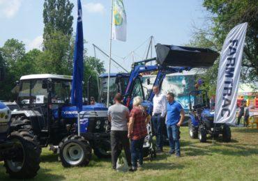 Traktory  nadal  sprzedają się dobrze