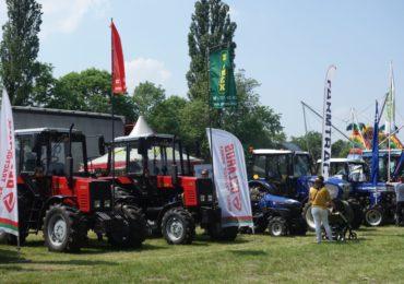 Wzrost sprzedaży traktorów